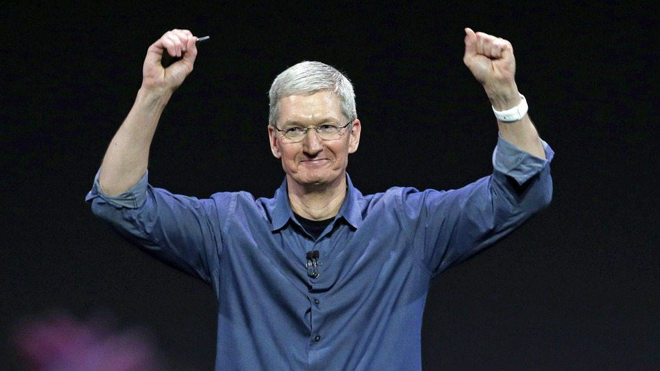 Apple, Inc (AAPL) Tim Cook
