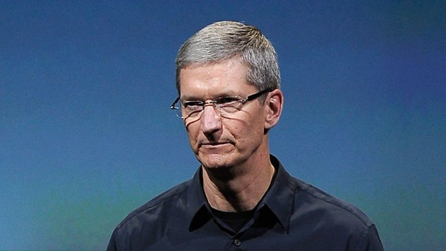 Apple Inc. (NASDAQ:AAPL) CEO Tim Cook