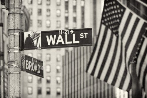 Stock Market - Wall Street