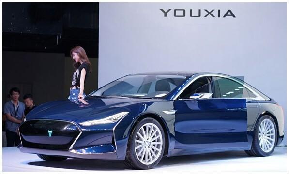 Youxia Tesla