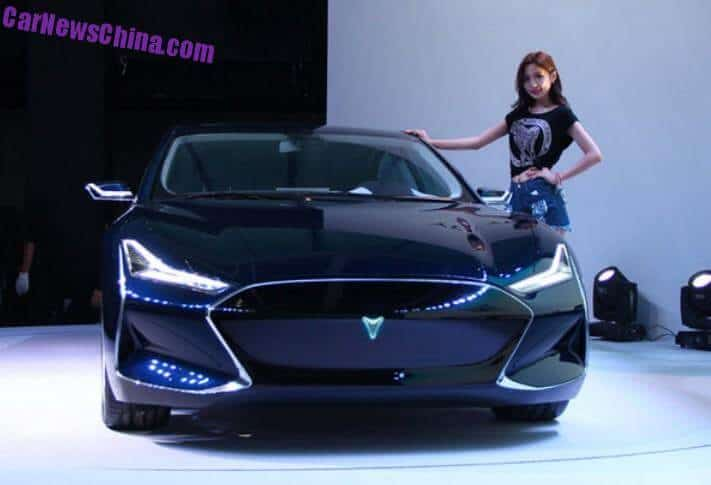 Tesla Motors Youxia China